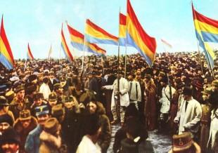 Adunarea Naţională de la Alba Iulia (1 decembrie 1918)