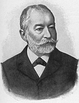 Dimitrie A. Sturdza, prim-ministru al României.