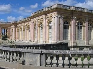 Palatul Chateau de Versailles Trianon, unde a fost semnat tratatul