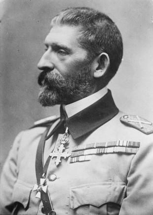 Regele Ferdinand I de Hohenzollern-Sigmaringen al României