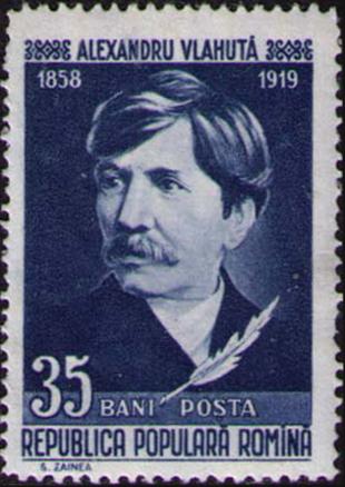 Alexandru Vlahuță