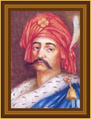 Constantin Cantemir (n.1612-d.1693), domn al Moldovei 1685-1693