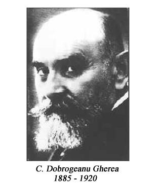 Constantin Dobrogeanu-Gherea