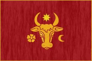 Drapelul Moldovei Medievale