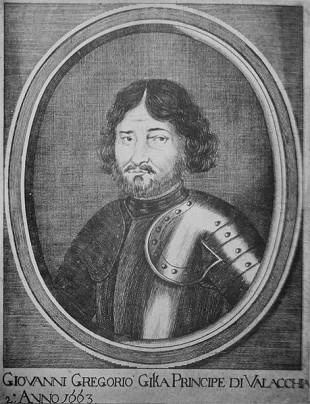 Grigore I Ghica