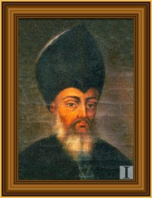 Ioan Sandu Sturdza, Domn al Moldovei