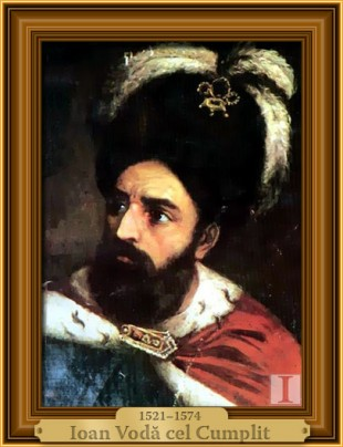 Ioan al III-lea (Ioan Vodă cel Cumplit) (1521 - 1574)