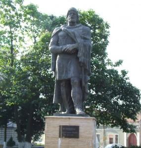 Statuia lui Burebista din Orăștie