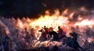 Atacul de noapte al lui Vlad Tepes (17 iunie 1462)