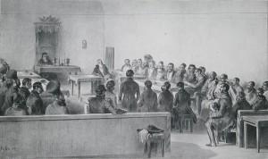 Sfatul boieresc al Ţării Româneşti în 1837