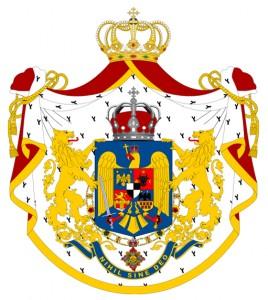 Stema regatului României