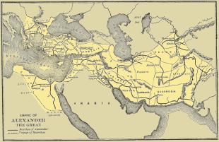 Harta imperiului