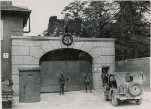 Poarta Lagărului de concentrare Dachau