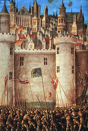 Asediul Antiochiei în timpul primei cruciade