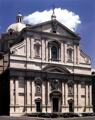 Biserica Il Gesù din Roma