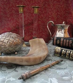 Obiecte de cult ale iudaismului.