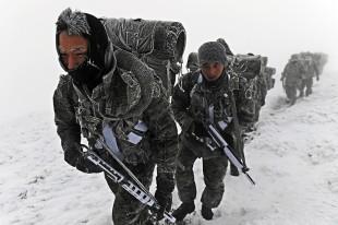 Trupe de comando chineze