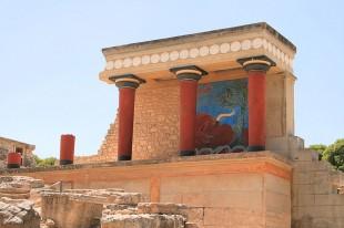 Palatul Cnossos