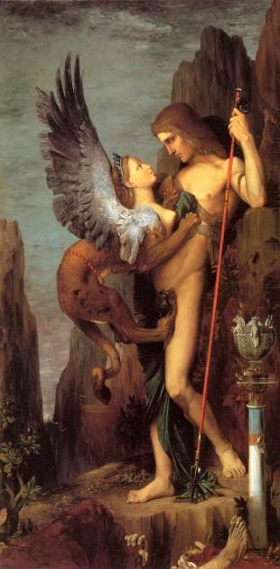 Oedip şi Sfinxul