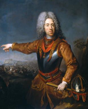 Prințul Eugen de Savoia de Jacob van Schuppen